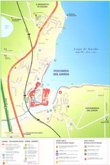 Peschiera del Garda Map