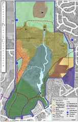 Pheasant Branch Conservancy Vegetation Map