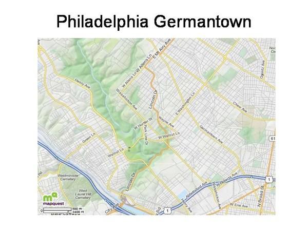 map of germantown philadelphia Philadelphia Germantown Map Philadelphia Germantown Mappery map of germantown philadelphia