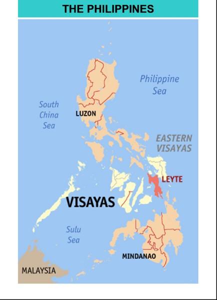Maps Satellite Map Philippines