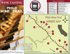 Philo Wine Map
