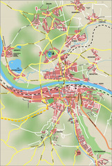 Pirna Map