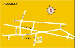 Placilla Map