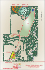 Pleasant Valley Nature Park Map