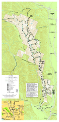 Pleasanton Ridge Regional Park Map