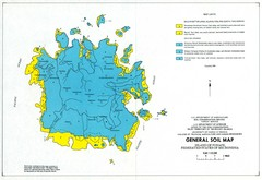Pohnpei island soil Map