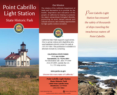 Point Cabrillo Light Station State Historic Park...