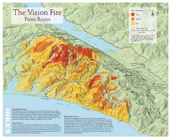 Point Reyes Vision Fire Map