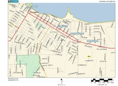 Port Angeles City Map