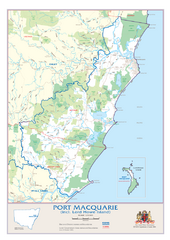 Port Macquarie Map