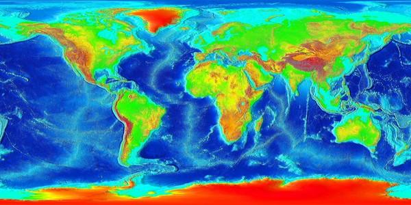 Учёные считают что в древности вода в одночасье поднялась