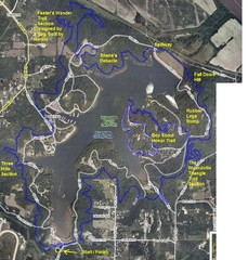 Psycho Psummer Run (Past Course) Map