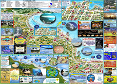 Puerto Viejo Info Guide Map