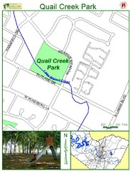 Quail Creek Park Map