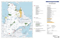 Quebec National Parks and Natural Regions...