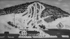 Quechee Lakes Ski Trail Map