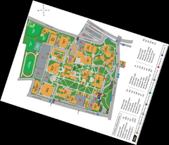 Queen's College Map