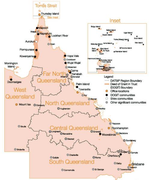 Queensland Map  Queensland  mappery