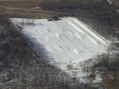 Raging Buffalo Snowboard Park Ski Trail Map
