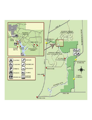 Rainbow Springs State Park Map
