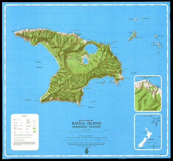 Norfolk Island Geographical Location