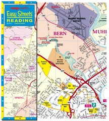 Reading, Pennsylvania City Map