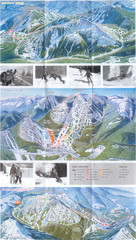 Red Mountain Ski Trail Map