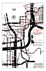 Renton WA Traffic Flow Map