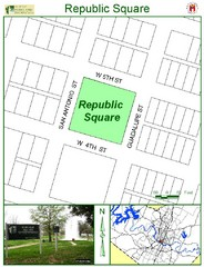 Republic Square Map