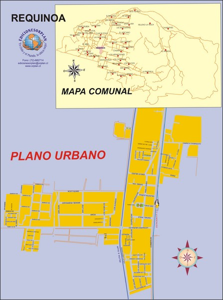 Requinoa Map