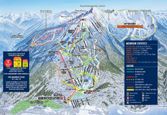 Revelstoke Ski Trail Map 2009-2010