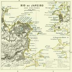 Metro Rio Map Rio De Janeiro Brazil mappery