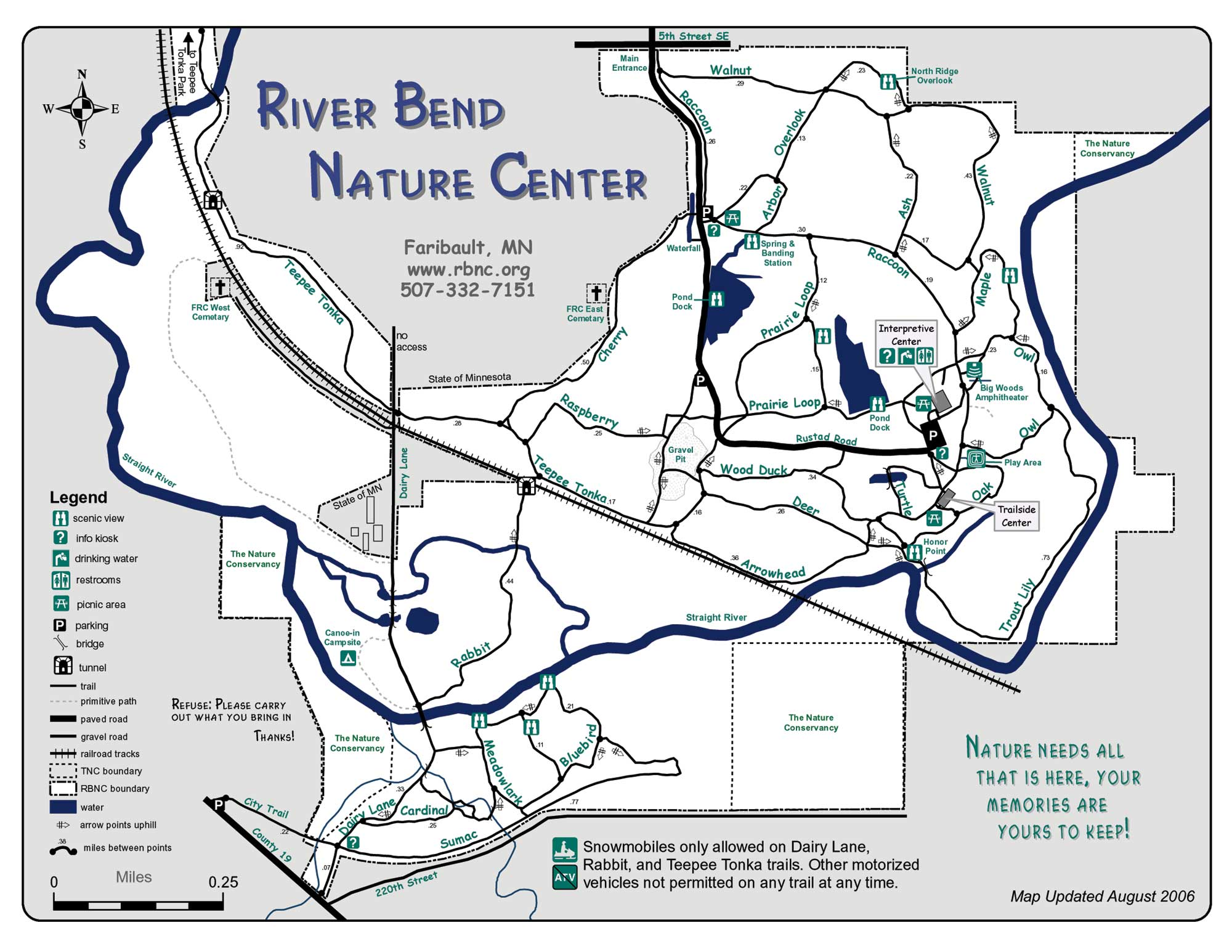 Riverbend Nature Center