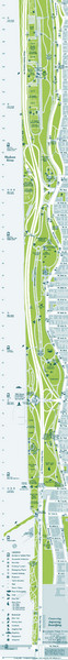 Riverside Park Map