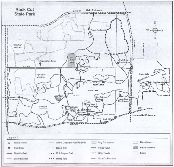Rock Cut State Park Illinois Site Map - Rock Cut State Park Illinois Rock Cut State Park Map on utica il map, twin lakes wisconsin county map, kettle moraine state forest map, starved rock map, memorial park trail map, georgia state parks map, smith rock misery ridge trail map, pa state parks map, castle rock state park map, oregon state parks map, table rock state park trail map, illinois map, foothills trail sc map, great river trail map, cut rock camp map, buffalo rock state park map,
