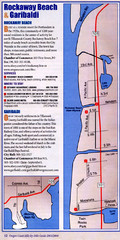 Rockaway Beach Map