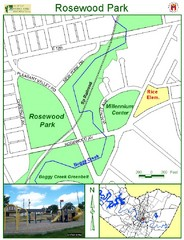 Rosewood Park Map