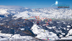 Rosskopf (Vipiteno) Ski Trail Map