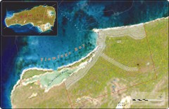 Rum Cay real estate map