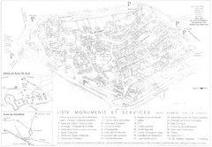 Saint Emilion Map