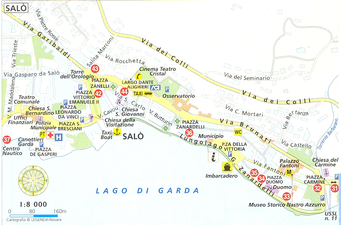 Salo Map salo it mappery