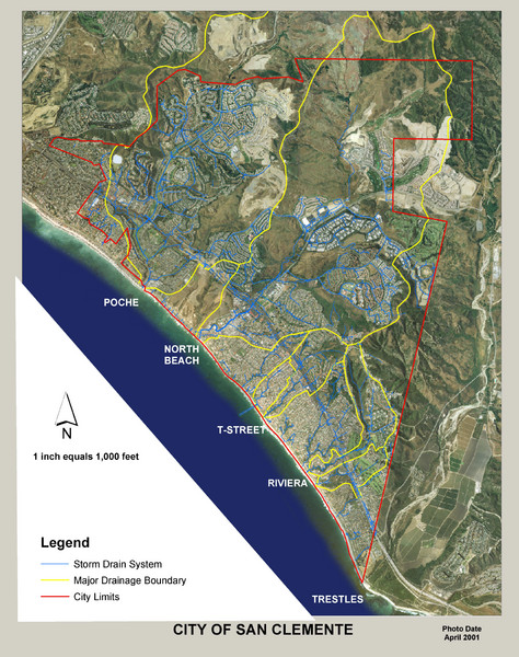 San Clemente Storm Drainage Map - San Clemente CA USA • mappery on san clemente hotels map, city of maple grove mn map, san clemente area map, city of san pablo ca map, murrieta ca map, city of norwalk map, city of thornton co map, city of sturgis sd map, san clemente trails map, city of summerville sc map, san clemente beach map, san clemente ecuador map, city of taos nm map, city of springdale ar map, city of san clemente logo, san clemente pier map, city of del mar map, city of chino hills map, clemente california map, san clemente zip codes map,