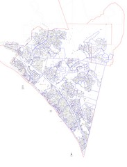 San Clemente Tract Map