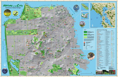 San Francisco Natural Heritage Map