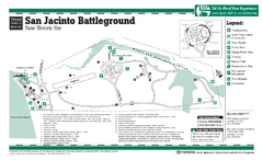 San Jacinto Battleground, Texas State Park...