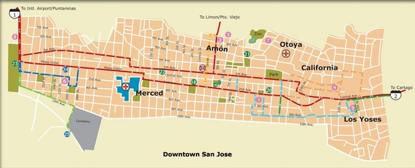 San Jose City Map - San Jose Costa Rica • mappery San Jose Costa Rica Map on bogota map, caracas venezuela map, havana map, costa rica street map, costa rica and surrounding countries map, costa rica temperature map, panama city map, lima peru map, costa rica vacation map, la paz map, montevideo uruguay map, tegucigalpa honduras map, northern lowlands map, puerto rico map, downtown san jose area map, location of costa rica on a map, tierra del fuego map, costa rica hotel map, costa rica airports map, san jose california map,