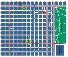 San Miguel de Tucuman City Map