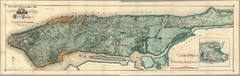Sanitary & Topographical Map of the City and...