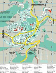 Sankt Andreasberg Tourist Map