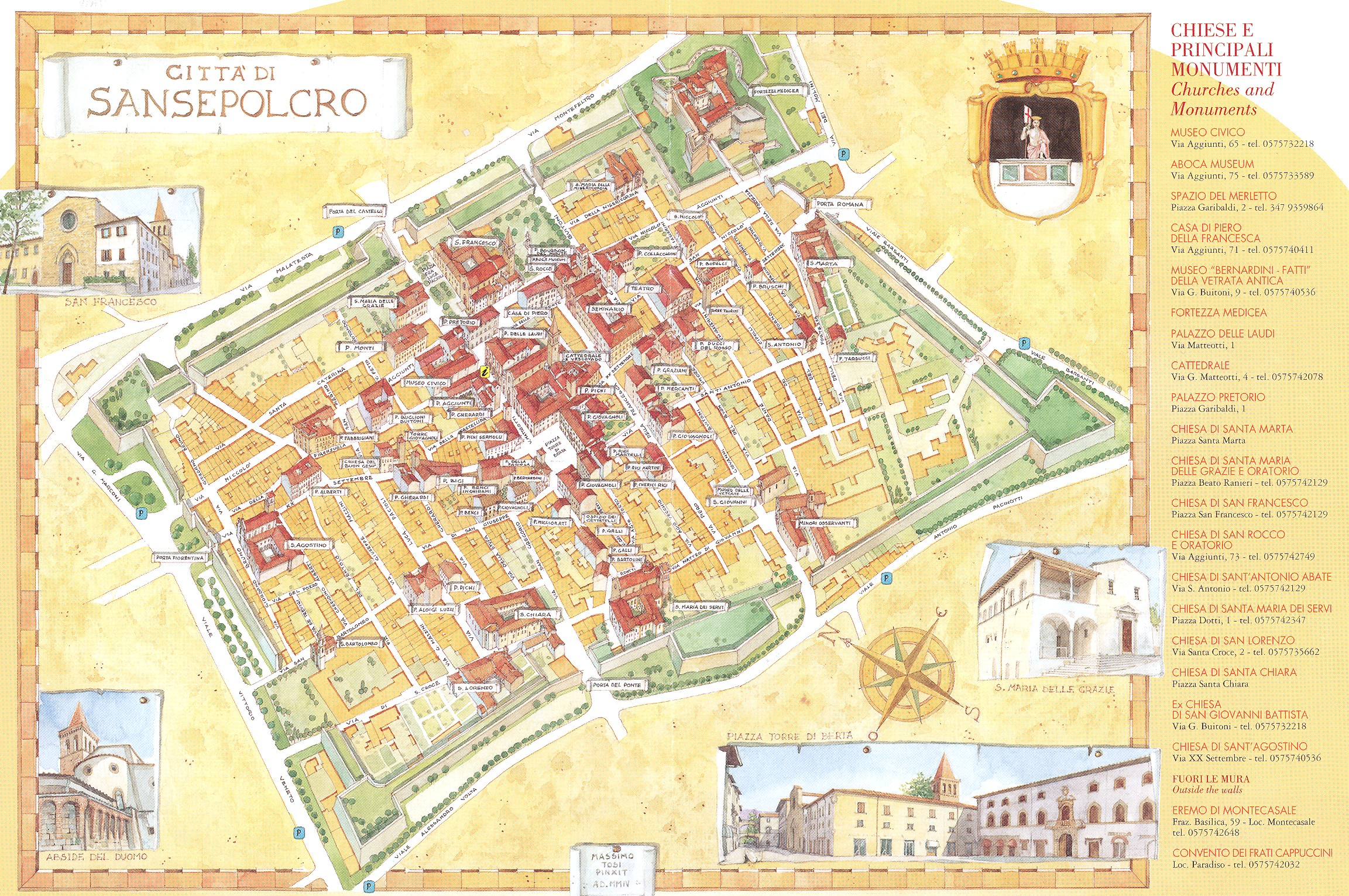 Sansepolcro Italy  city pictures gallery : Транспорт Сансеполькро
